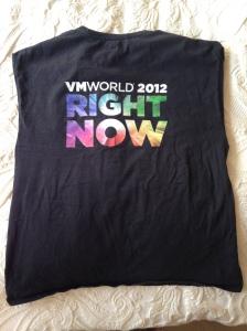 VMworld 2012 back