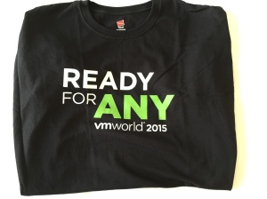 VMworld front